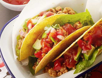 Pork Mince Tacos Recipe